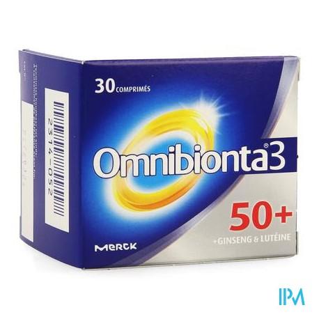 Omnibionta 3 50+ 30 comprimés
