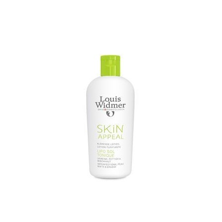 Louis Widmer Skin appeal lipo sol tonique 150ml
