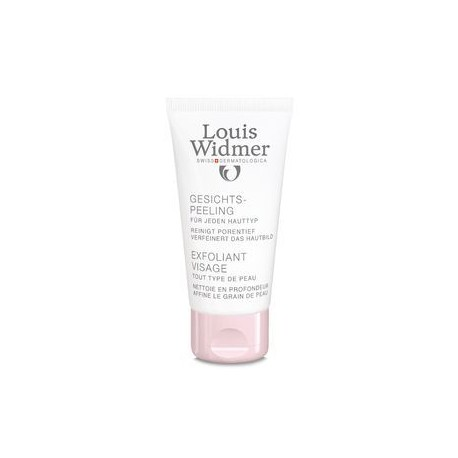 Louis Widmer exfoliant visage 50ml