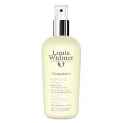 Louis Widmer Remederm Huile corporelle spray 150ml