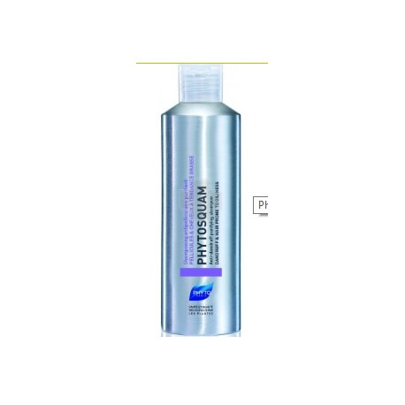 Phytosquam shampooing antipelliculaire purifiant 200ml