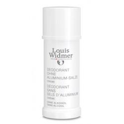 Louis Widmer deodorant sans aluminium