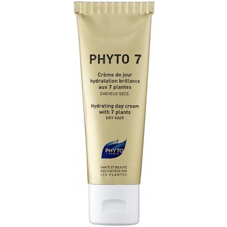 Phyto 7 crème de jour hydratation aux 7plantes 50ml