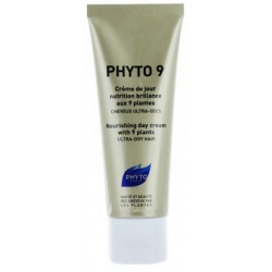 Phyto 9 crème de jour hydratation aux 9 plantes 50ml