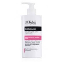 Liérac prescription lait relipidant corps 400ml