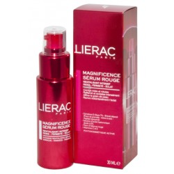 Liérac magnificience sérum rouge 30ml