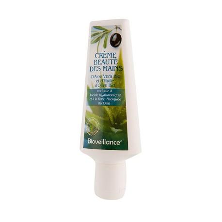 Bioveillance crème beauté des mains100ml