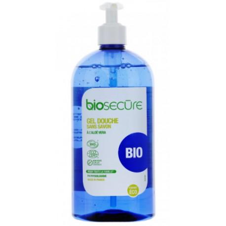 Biosecure gel douche sans savon bio 730ml