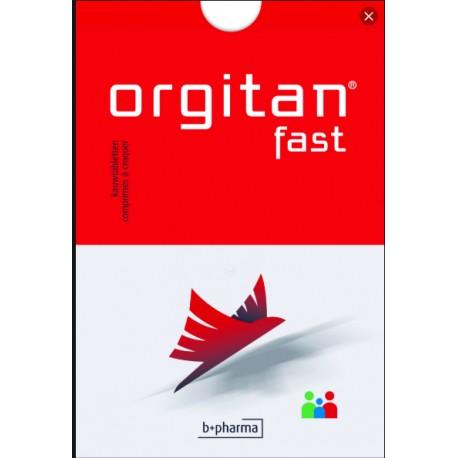 Orgitan fast 6 tabs