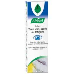 Vogel collyre yeux secs irrités ou fatigués 10ml