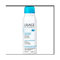 Uriage deo fraîcheur spray 125ml