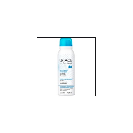 Uriage deo fraîcheur spray 125ml