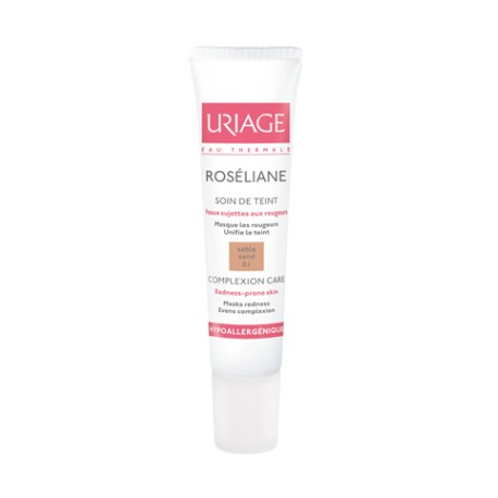 Uriage Roséliane soin de teint sable 15ml