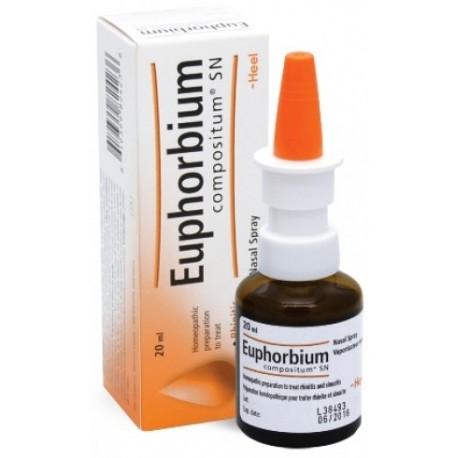 Euphorbium compositum spray nasal Heel 20ml