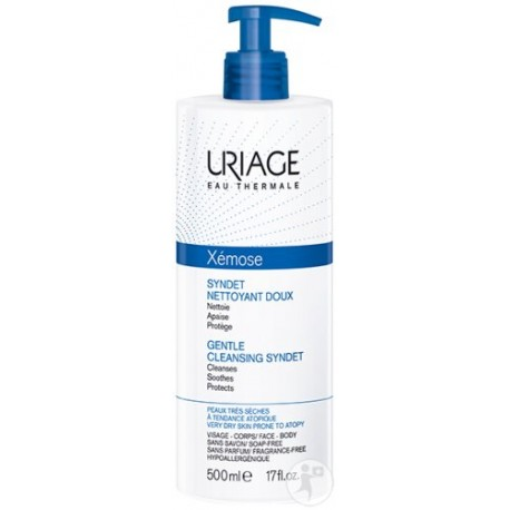 Uriage Xémose Syndet nettoyant doux500ml