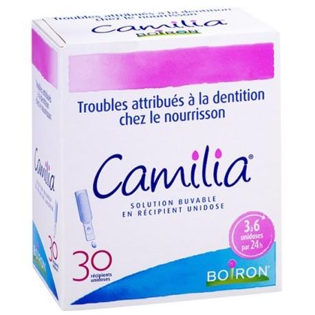 Camilia 30 unidoses 1ml