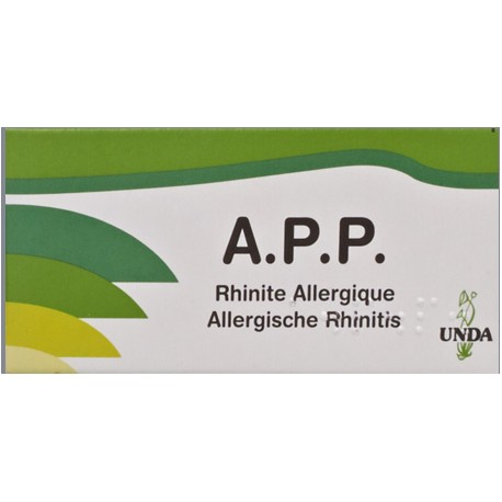 A.P.P. rhinite allergique 30 comp à sucer