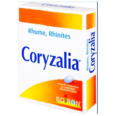 Coryzalia 40 co orodispersibles