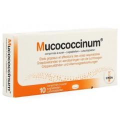 Mucococcinum 10 co à sucer