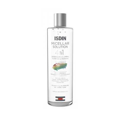 Isdin Micellar solution 4 en 1 400ml