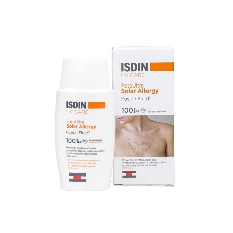 Isdin Solar Allergy 100+ 50ml