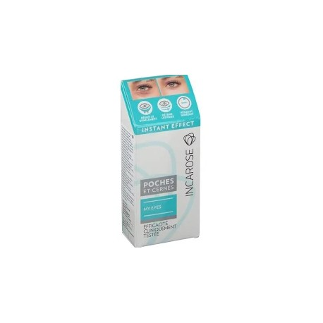 Incarose My Eyes Poches et cernes 8 ml