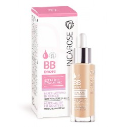 Incarose BB Drops SPF20 Medium 30 ml