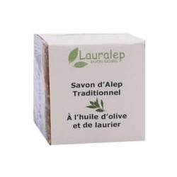 Lauralep savon d'Alep traditionnel 200g