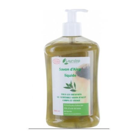 Lauralep savon d'Alep liquide 500ml