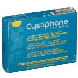 Cystiphane Biorga 60 comprimés