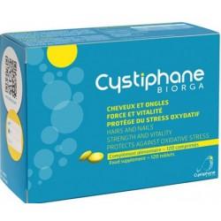 Cystiphane Biorga 120 comprimés