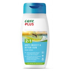 Care plus anti insect et after sun 2en1 150ml