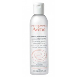 Avène Lotion nettoyante peaux intolérantes 200 ml