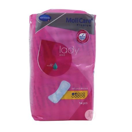 Molicare premium lady pad 14pcs
