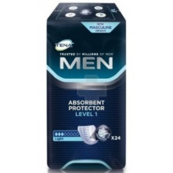 Tena Men protection urinaire level1 24pcs