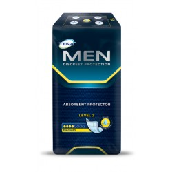 Tena Men protection urinaire level2 20pcs