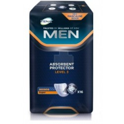 Tena Men protection urinaire level 3 16pcs