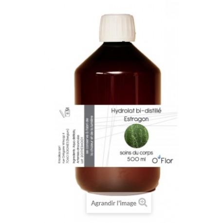 Krealikos hydrolat bi-distillé Estragon 500ml