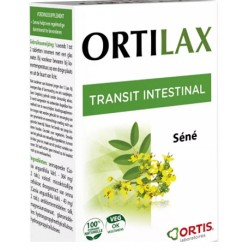 Ortilax transit intestinal 90 co