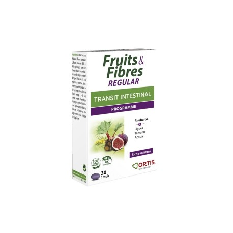 Fruit et fibre regular 30 co