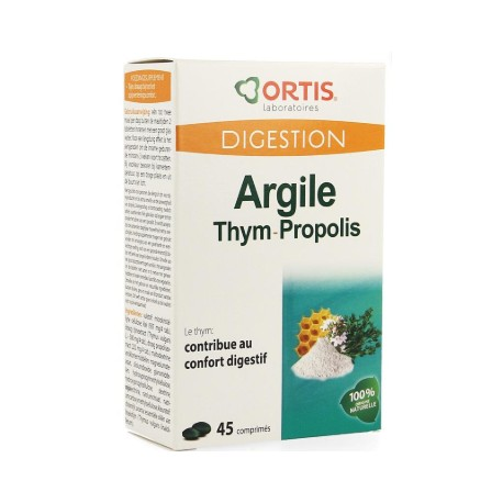 Ortis Argile thym propolis 45co
