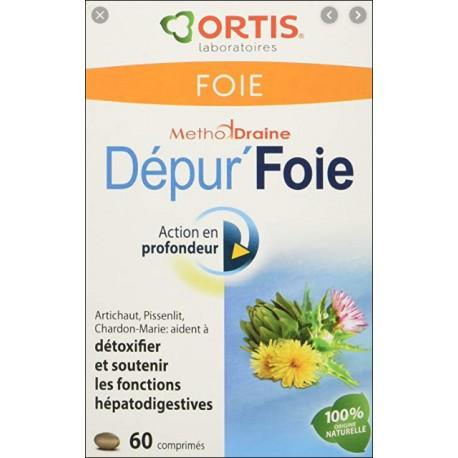 Ortis Dépur foie 60 co