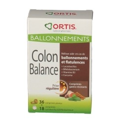 Ortis colon balance 36+18co
