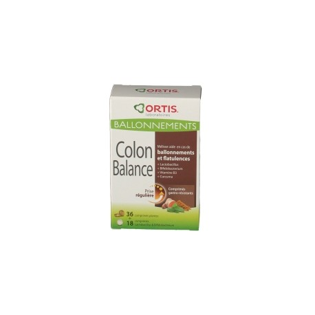 Ortis colon balance 36+18co