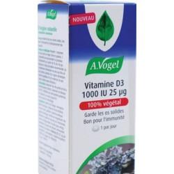 Vogel Vitamine D3 1000UI 25µg 100 comprimés