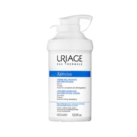 Uriage Xémose crème relipidante anti-irritations 400ml