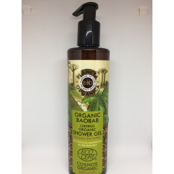 Planeta Organica Baobab shower gel 280ml