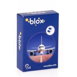 BLOX bouchon oreille avion adulte 2pc