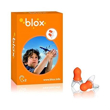 BLOX bouchon oreille avion enfant 2pc