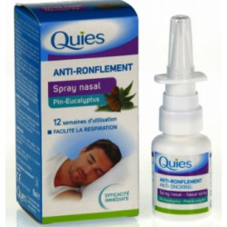 Quies spray nasal anti ronflement 15ml